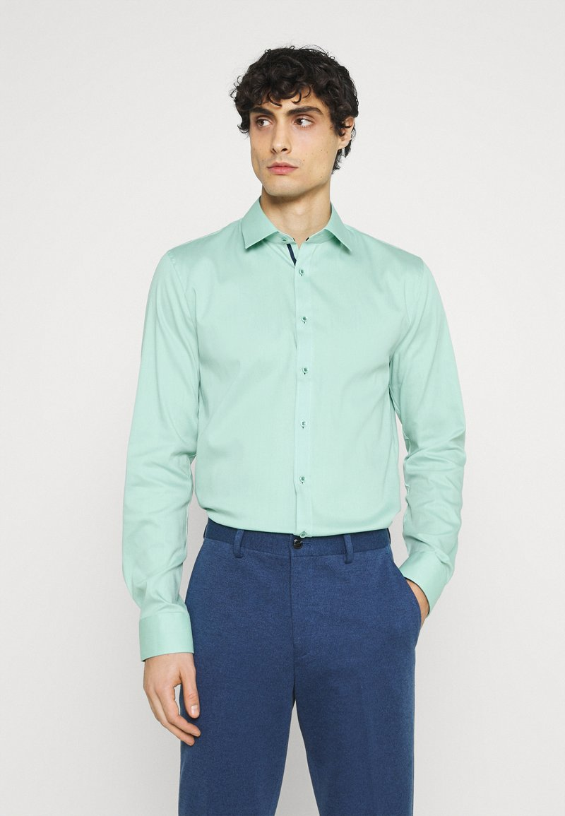 OLYMP No. Six - Formal shirt - grün