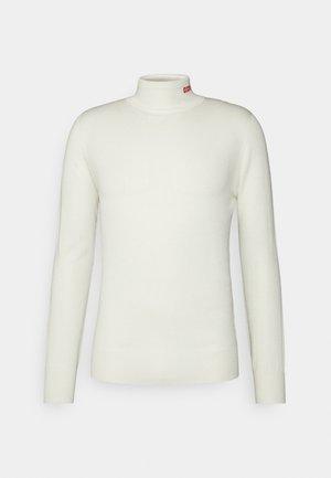 LOGO UNISEX - Trui - natural white