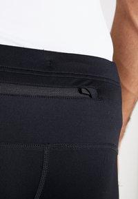 Craft - ESSENCE ZIP TIGHTS - Leggings - black - 5