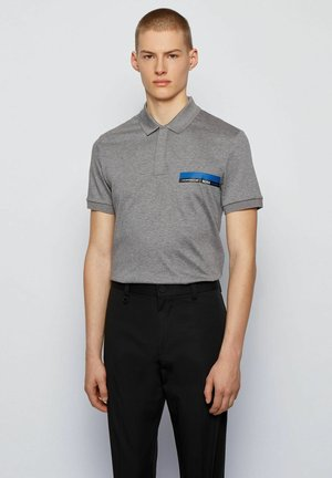 POLSTON  - Polo shirt - grey
