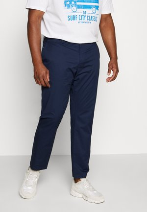 Chinos - black iris blue