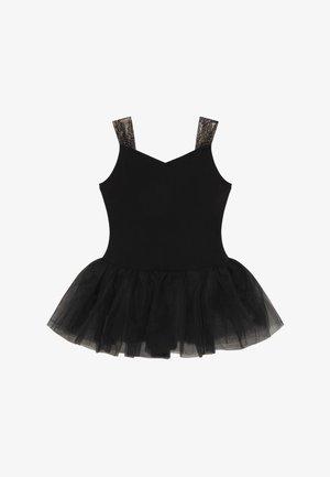 GIRLS' BALLET CAMISOLE - Jurken - black