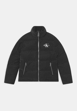 SOFT PUFFER - Zimní bunda - black