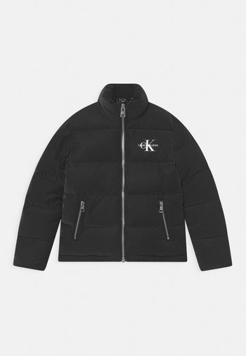 SOFT PUFFER - Winter jacket - black