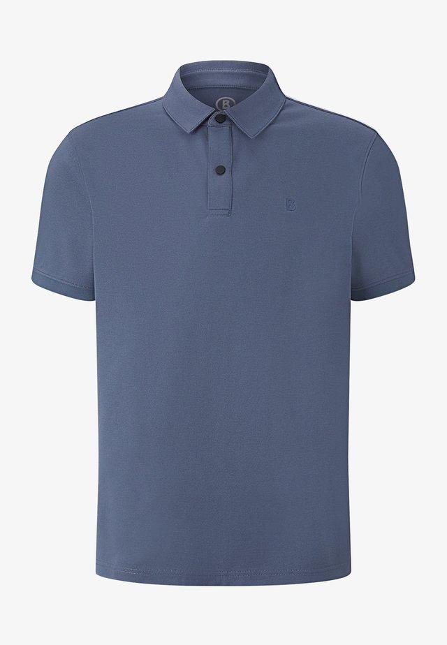TIMO - Poloshirt - graublau