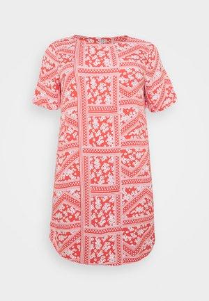 CARSUPER LIFE TUNIC DRESS  - Day dress - cayenne