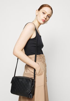CORTINA STAMPA NALA SHOULDERBAG - Olkalaukku - black