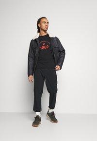 Mammut - SEILE - T-shirts med print - black - 1