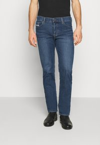 Diesel - D-MIHTRY - Straight leg jeans - blue denim - 0