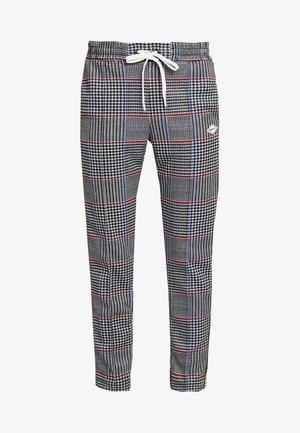 PANTS - Tracksuit bottoms - grey/black/blue/red