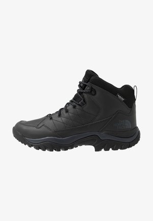 M STORM STRIKE II WP - Hiking shoes - black/ebony grey
