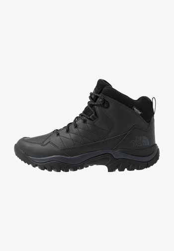 M STORM STRIKE II WP - Hiking shoes - black/ebony grey