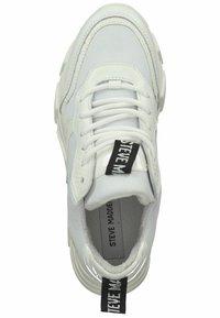 Steve Madden - Sneakers laag - white/white - 3