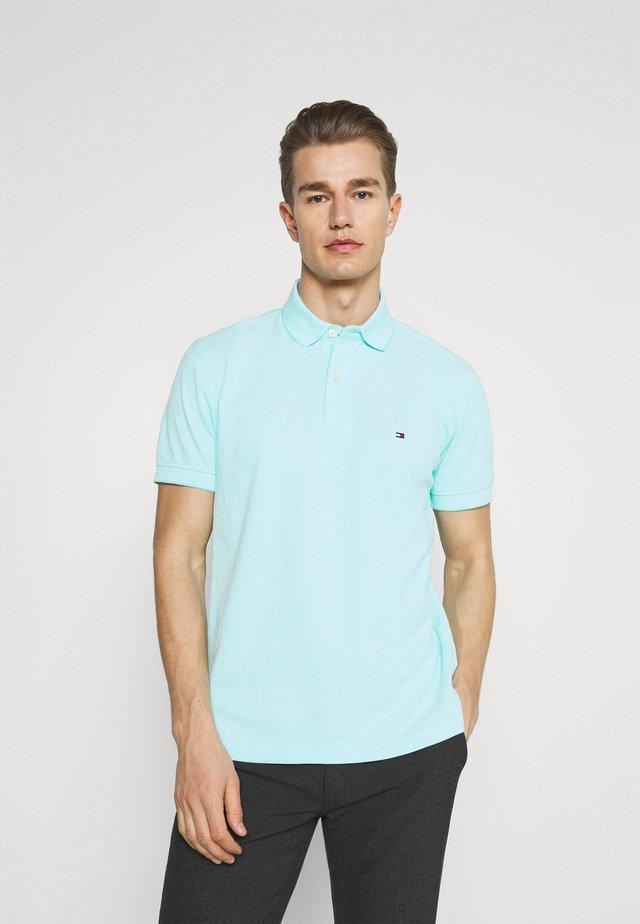 OXFORD REGULAR - Poloshirt - miami aqua