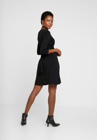Opus - Day dress - black - 3