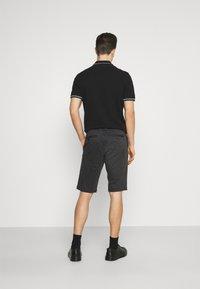 TOM TAILOR - JOSH  - Shorts - anthra melange - 2
