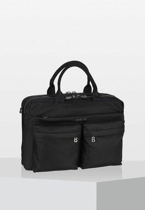 KLOSTERS - Briefcase - black