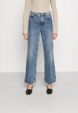 ALBA - Jeans a sigaretta - medium blue