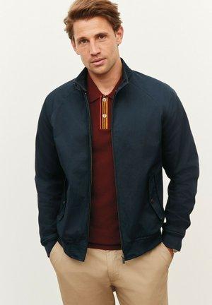 NOVA FIDES HARRINGTON - Summer jacket - blue