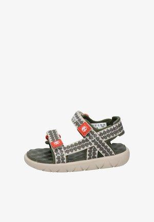 PERKINS ROW JONGENS - Sandals - groen