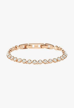 TENNIS BRACELET  - Bracelet - rosegold-coloured