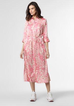 Shirt dress - rosa ecru