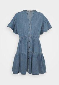 RIO - Denim dress - blue
