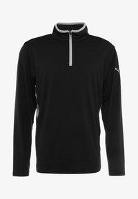 Puma Golf - ROTATION - Funkční triko - black heather - 4