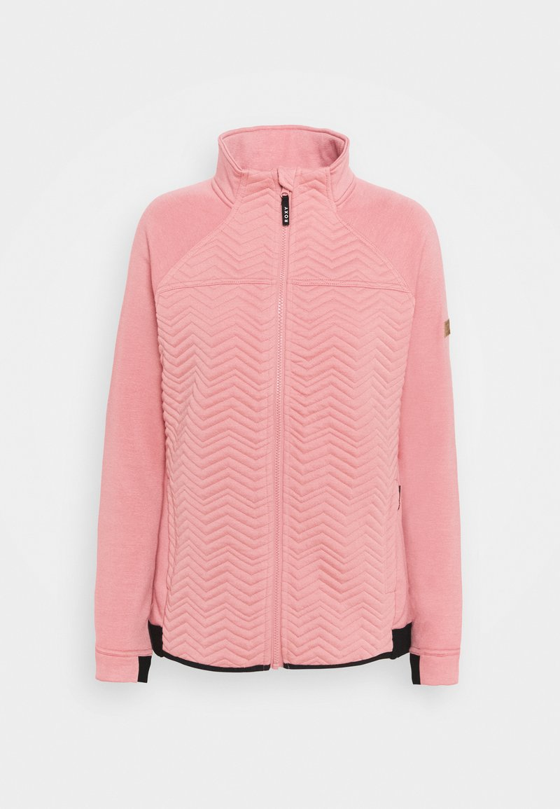 Roxy - LIMELIGHT - Fleece jacket - dusty rose