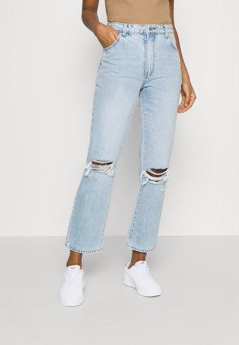 ORIGINAL STRAIGHT - Jeans straight leg - sunbleach worn