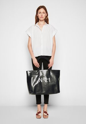 SHOPPER SACCHETTO - Shopping bag - black