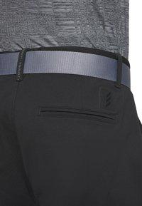 adidas Golf - ADICROSS WARP JOGGER - Spodnie materiałowe - black - 7