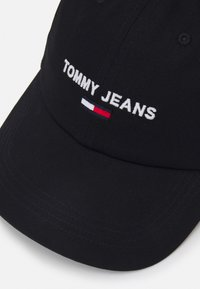 Tommy Jeans - SPORT UNISEX - Cap - black - 4