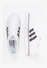 adidas Originals - NIZZA - Trainers - ftwwht/cblack/ftwwht - 1