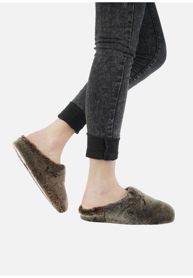 GASCHURN - Pantoffels - nerz