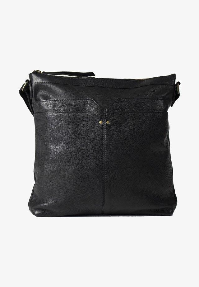 BIRI URBAN - Across body bag - black