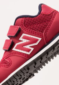 New Balance - IV500RG - Baskets basses - red/navy - 2
