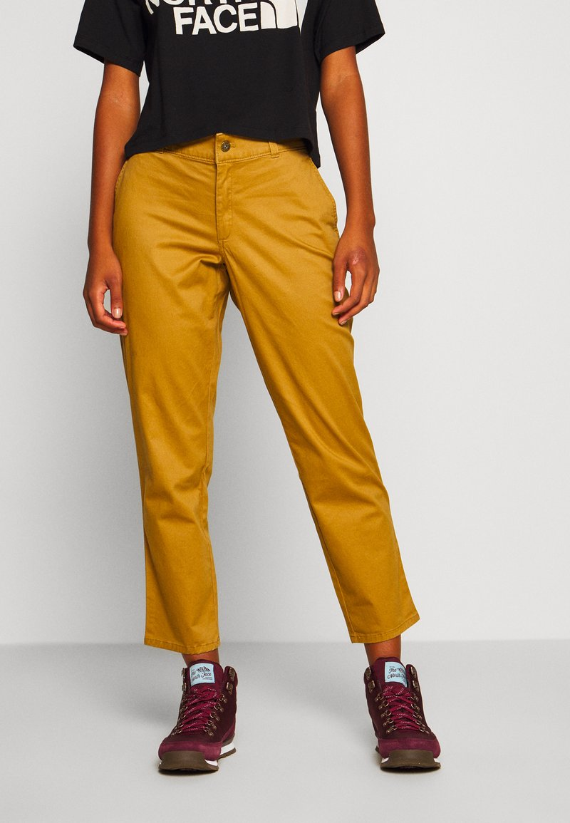 The North Face - MOTION ANKLE  - Trousers - british khaki