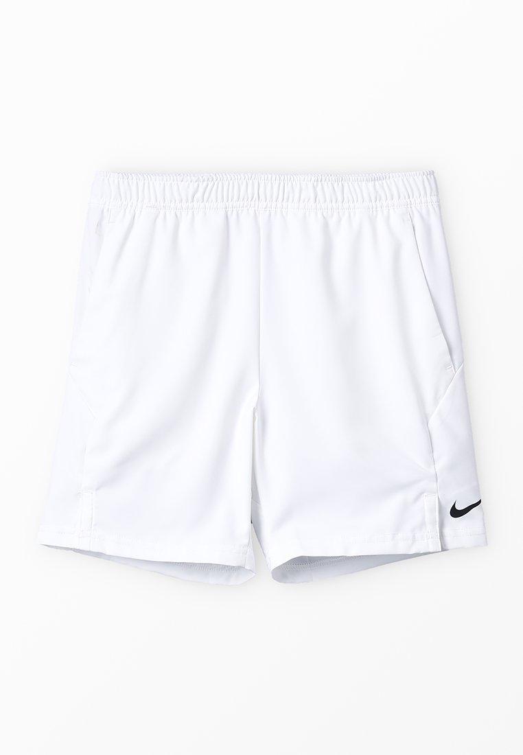 Nike Performance - DRY SHORT - Korte broeken - white/black