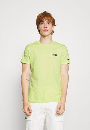 CHEST LOGO TEE - T-shirt con stampa - green