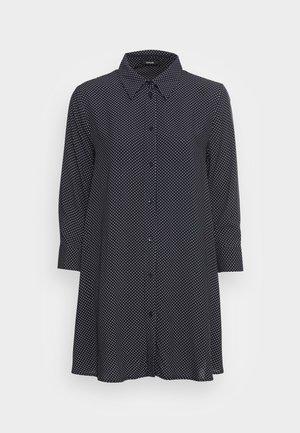 FARLA - Button-down blouse - mystic blue