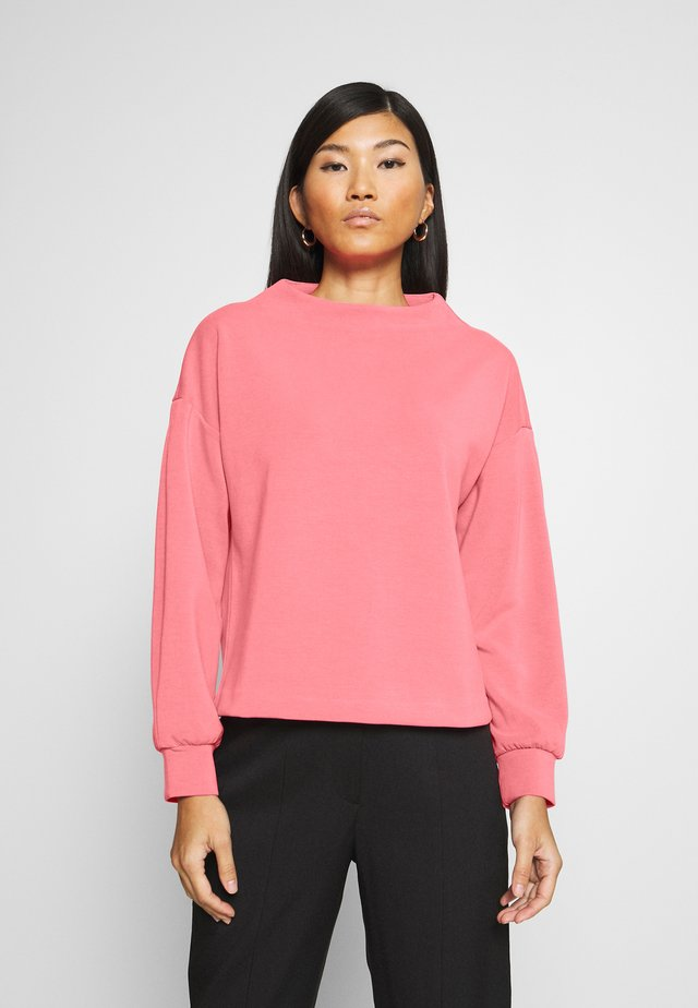 GANNA - Sweatshirt - electric pink