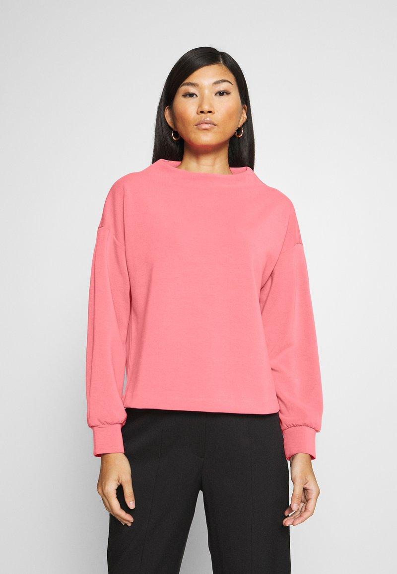 Opus - GANNA - Sweatshirt - electric pink