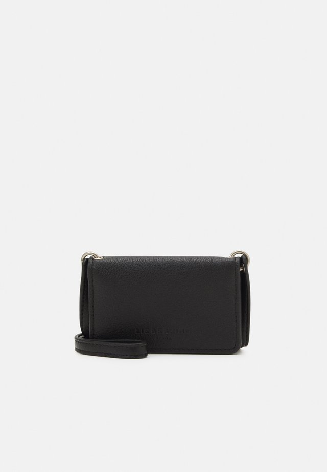 BASIC SINA WALLET - Geldbörse - black