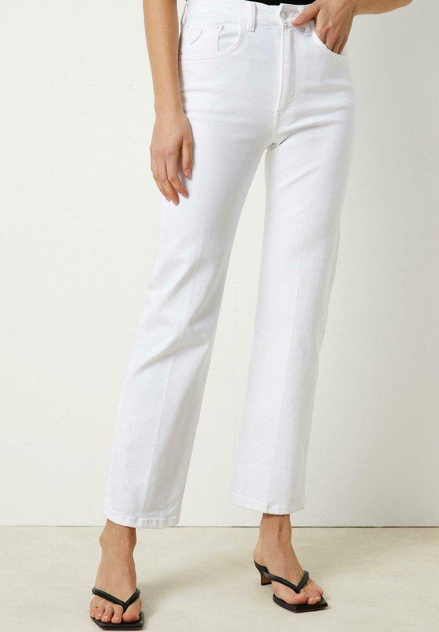 Jeans straight leg - rinse