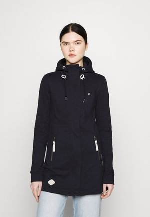 LETTY - veste en sweat zippée - navy