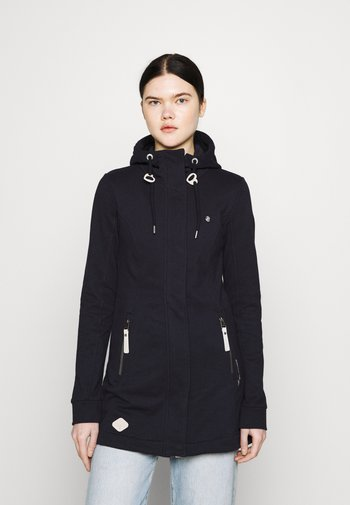 LETTY - Zip-up sweatshirt - navy