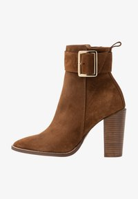 KIOMI - Classic ankle boots - brown - 1