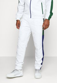 Lacoste Sport - TENNIS TRACKSUIT - Survêtement - cosmic/white/green - 3