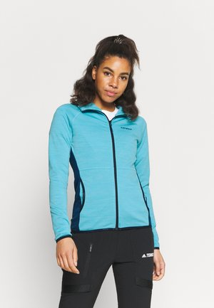 DELTONA - Fleece jacket - aqua